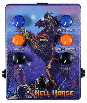 Haunted Labs/Dirty Haggard Audio Hell Horse Pedal
