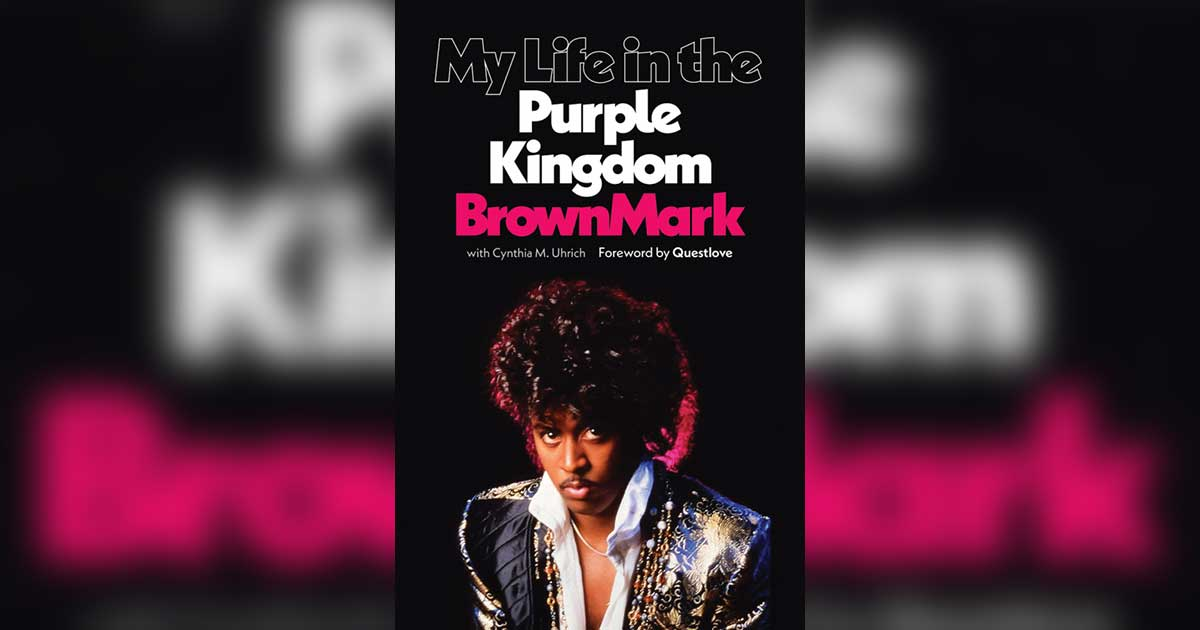 My Life in the Purple Kingdom by BrownMark