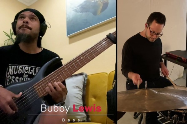 Taylor Lee and Friends: Christmas Bass Shred Session