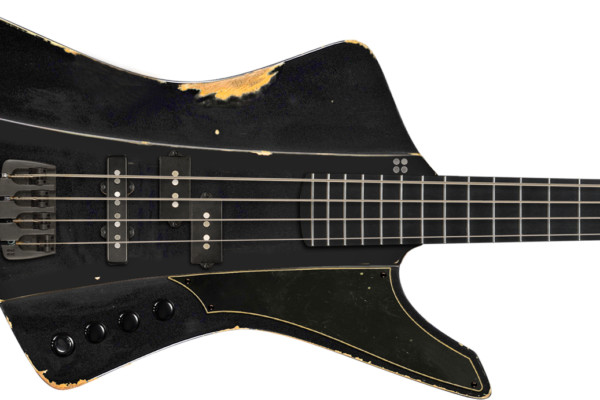 Gear Review: Sandberg Guitars Victor Brandt Signature Forty Eight Bass