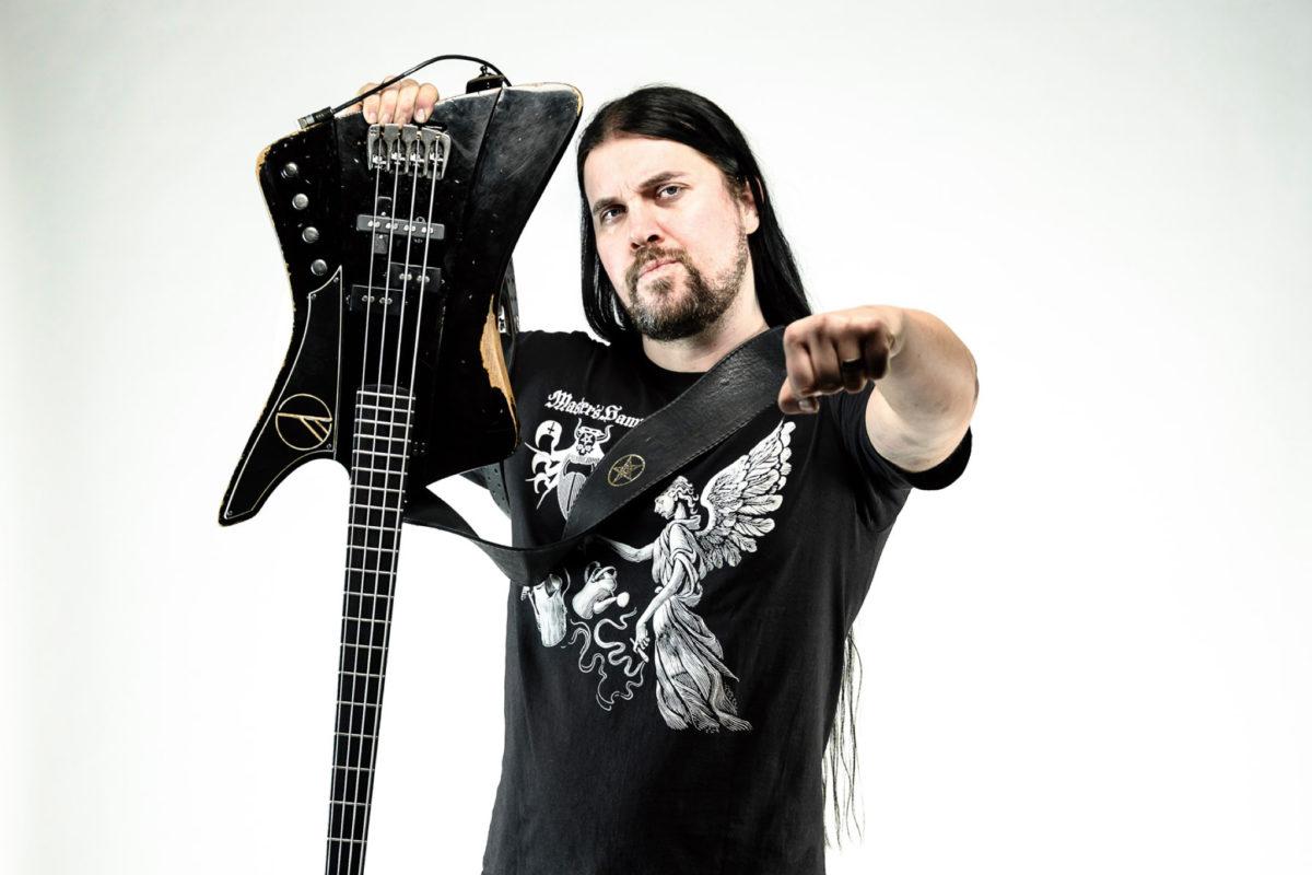 Sandberg Guitars Victor Brandt Signature Forty Eight Bass