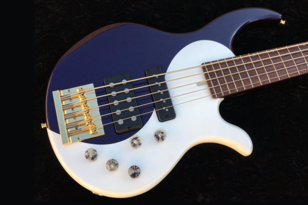 Bass of the Week: Singleton Guitars Stellar Funk5