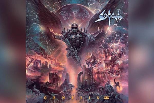 """Sodom Returns with """"Genesis XIX"""""""