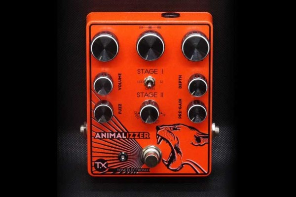 Tone Electronix Announces the Animalizzer Pedal