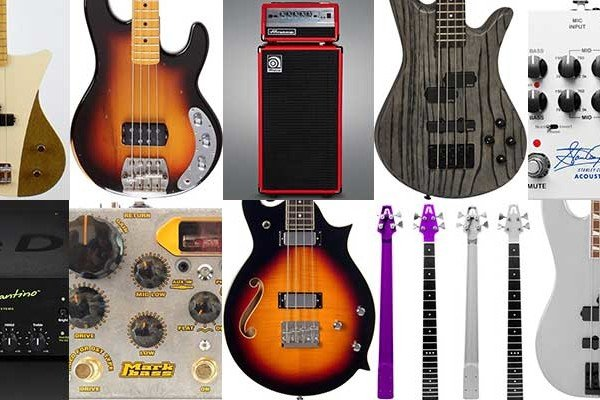 Bass Gear Roundup: The Top Gear Stories in November 2020