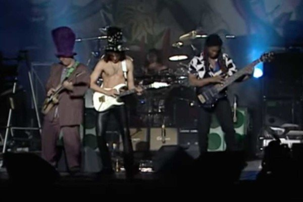 Steve Vai: The Attitude Song (Live In Concert)