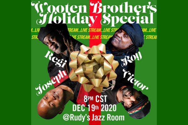 Wooten Brothers Announce Holiday Special Livestream