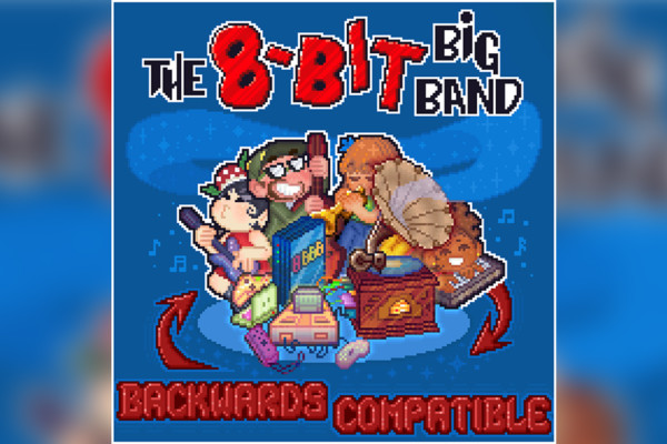 "8-Bit Big Band Returns with ""Backwards Compatible"""