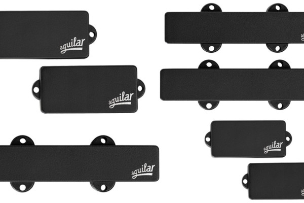 Aguilar Announces DCB P and J Style Pickups