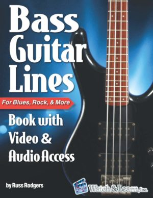 Bass Guitar Lines by Russ Rodgers