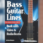 "Russ Rodgers Publishes ""Bass Guitar Lines"""