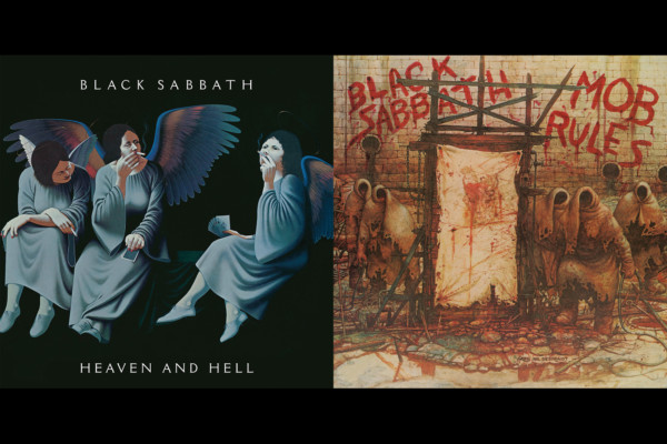 "Black Sabbath To Issue ""Heaven and Hell"" and ""Mob Rules"" Deluxe Sets"