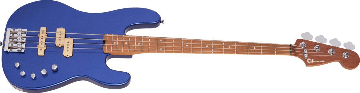 Charvel Pro-Mod San Dimas Bass PJIV Blue