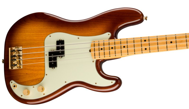 Fender Celebrates 75 Years with Anniversary Basses