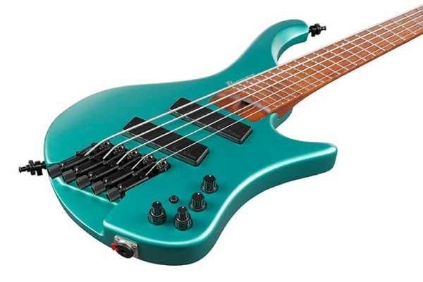 Ibanez Adds Short Scale Models to EHB Headless Bass Lineup