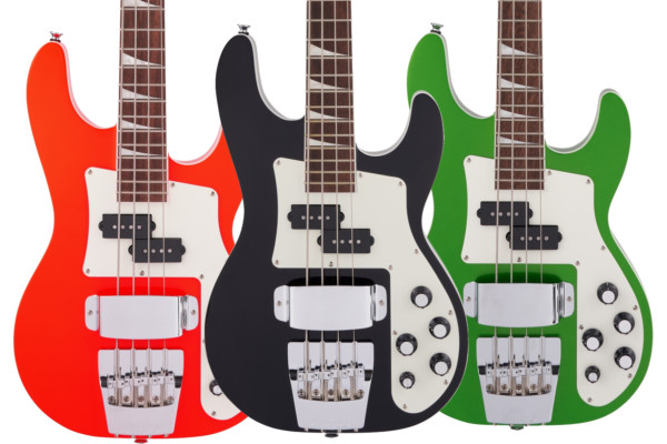Jackson Guitars Introduces the X Series Concert Bass CBXNT DX IV