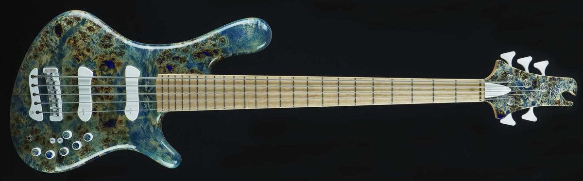 Jerzy Drozd Atmospheric Refraction Bass