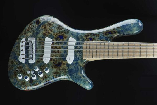 Bass of the Week: Jerzy Drozd Atmospheric Refraction