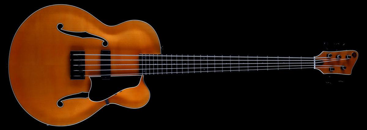 Marusya Archtop Bass