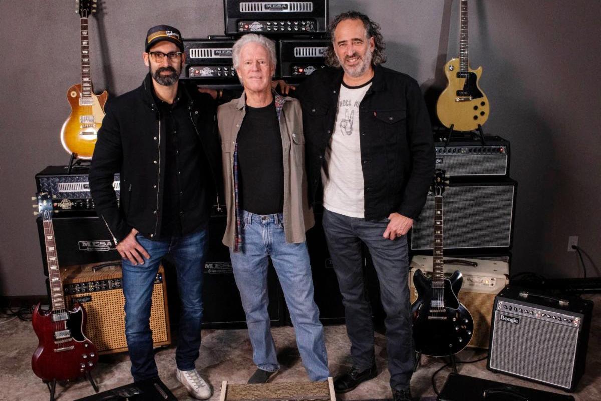 Randy Smith with JC Curleigh and Cesar Gueikian
