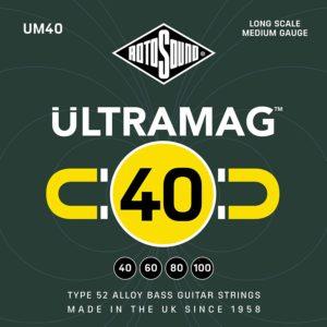 Rotosound Ultramag Bass Strings