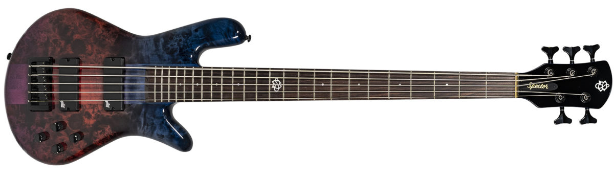 Spector NS Ethos Interstellar 5 Bass Front