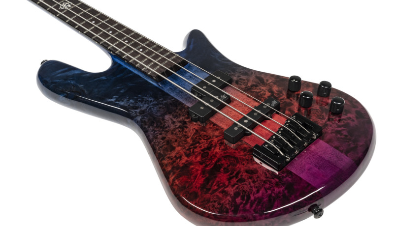 Spector Introduces NS Dimension and NS Ethos Basses