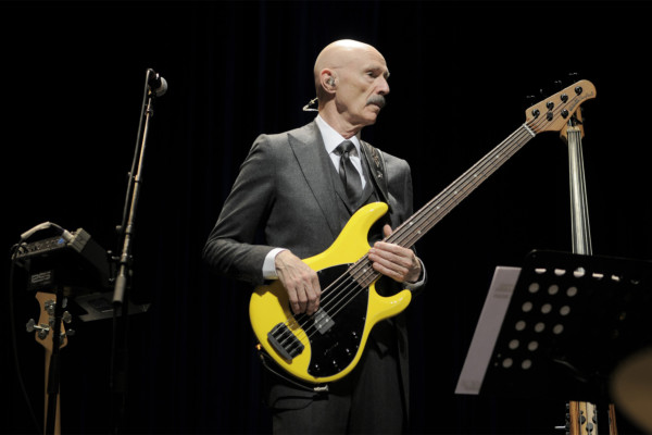 2020 Reader Favorite Bassists – #4: Tony Levin