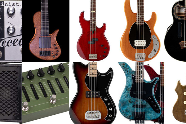 Bass Gear Roundup: The Top Gear Stories in December 2020