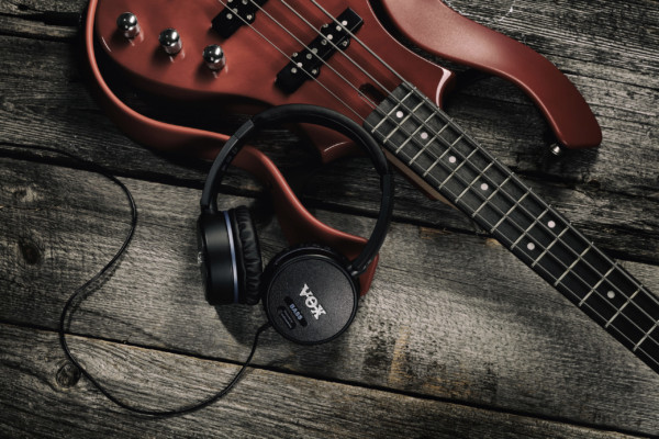 VOX Unveils VGH Series Bass Amplifier Headphones