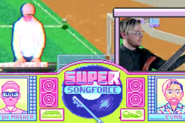 Button Masher x Evan Marien: Soccer Match