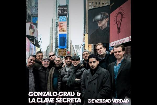 Gonzalo Grau & La Clave Secreta: Don't You Worry About A Thing