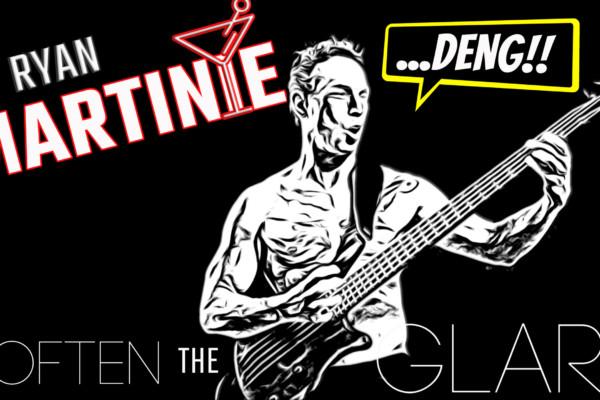 "Ryan Martinie: Bass Playthrough of Soften the Glare's ""Turn Around"""