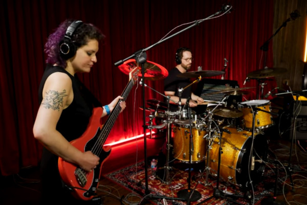Adrian Belew Power Trio: E