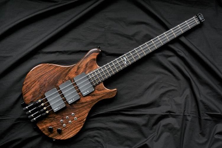 AJRGuitar Mods Swift Triple Bass