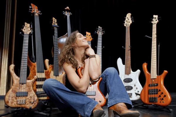 "Bass Transcription & Interview: Ariane Cap's ""El Soprano Diddle"""