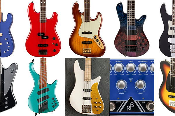 Bass Gear Roundup: The Top Gear Stories in January 2021