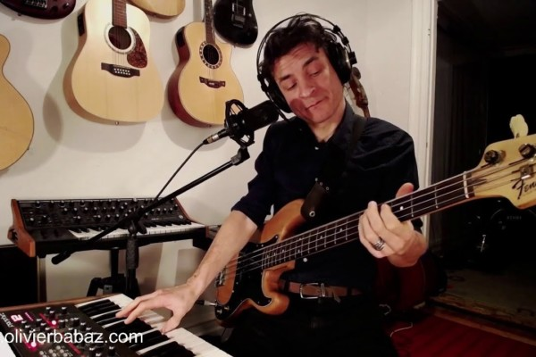 Bass & Creativity: Suspended Chords & Modes, Part 1