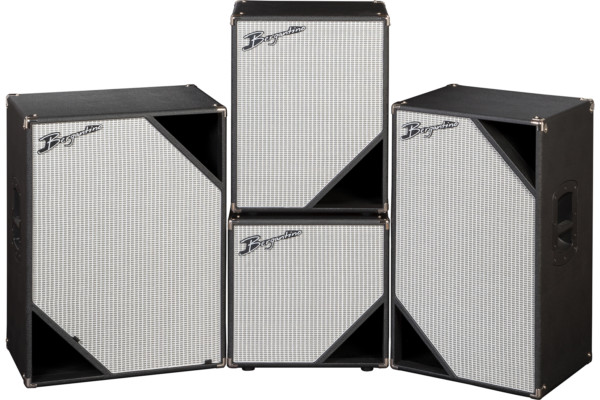 "Bergantino Announces NXV ""Neo X-Treme Vintage"" Bass Cabinets"