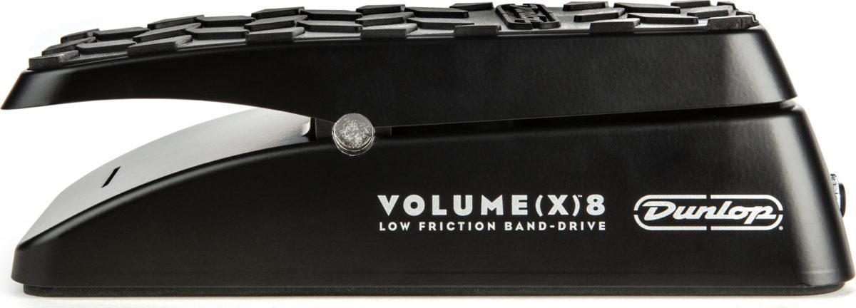 Dunlop Volume (X)8 Volume & Expression Pedal