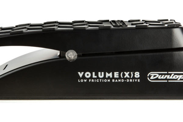 Dunlop Now Shipping the Volume (X)8 Volume & Expression Pedal