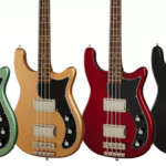Epiphone Relaunches Embassy Bass