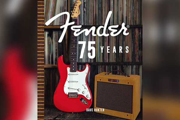 New Book Documents Fender's Diamond Anniversary