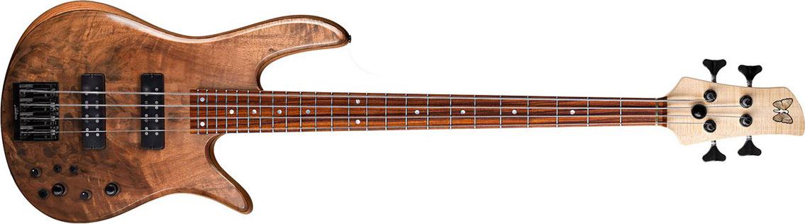 Fodera Monarch 4 Standard 2021 Bass