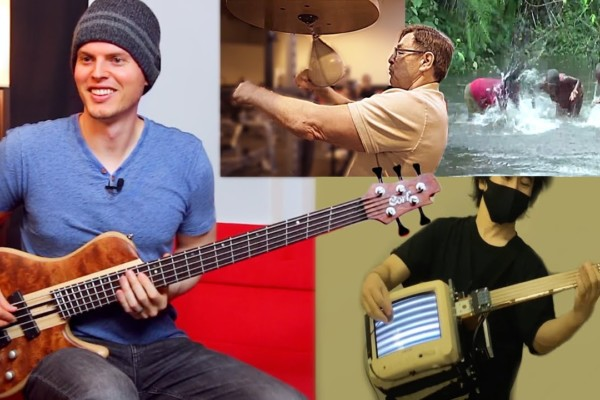 Nathan Navarro: Adding Bass to Random Videos