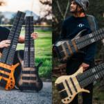 FM Guitars Launches Line of Double-Fretboard Basses