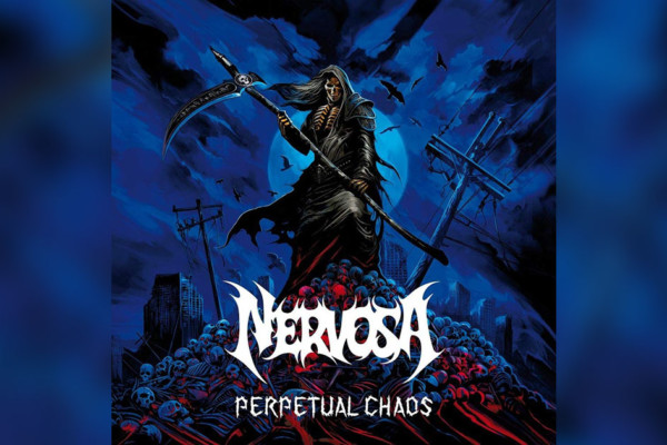 """Nervosa Solidifies New Quartet Lineup with """"Perpetual Chaos"""""""