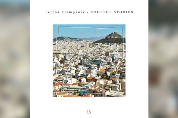 """Petros Klampanis Releases Fifth Album, """"Rooftop Stories"""""""