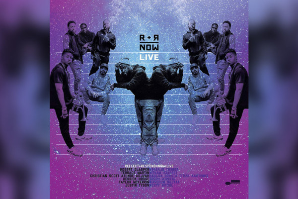 Derrick Hodge and R+R=NOW Release Thrilling Live Album