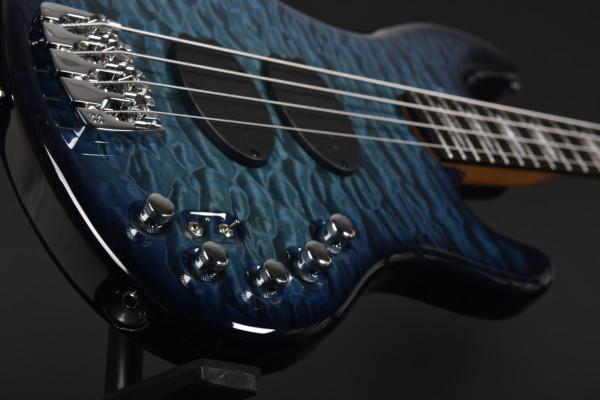 Sandberg Guitars Unveils 35th Anniversary California Supreme Bass